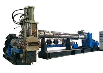 Extrusion and Pelleting System